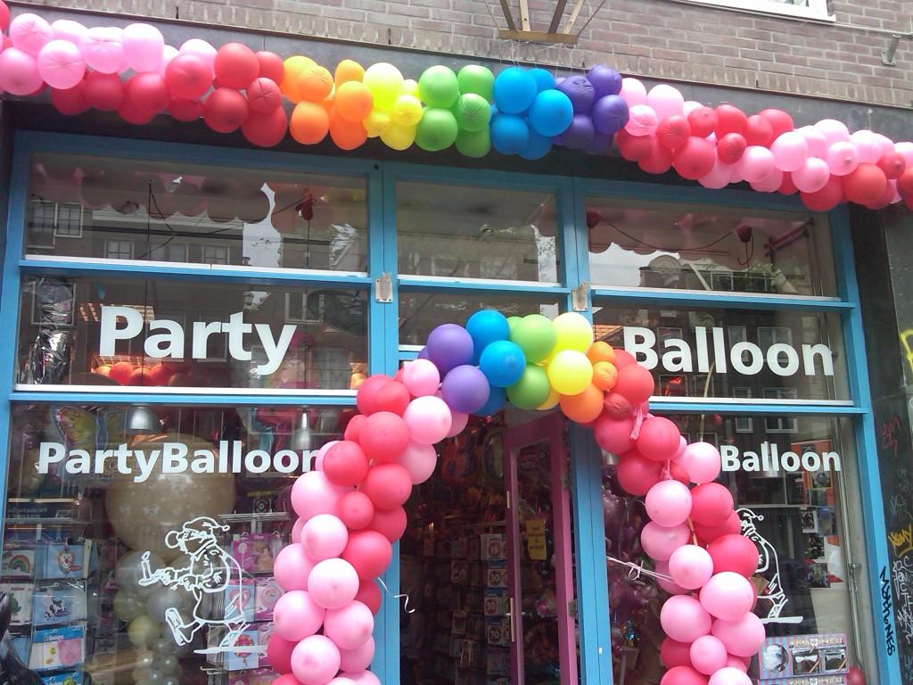 Amsterdam-Balloons
