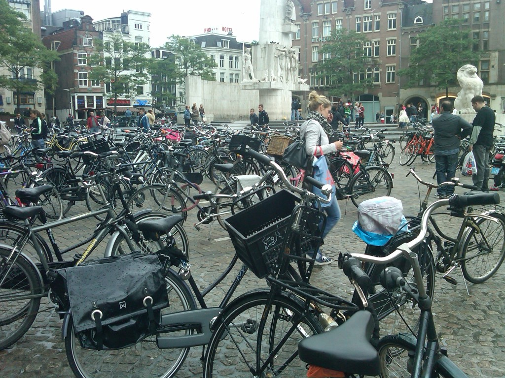 Amsterdam-Bicycles