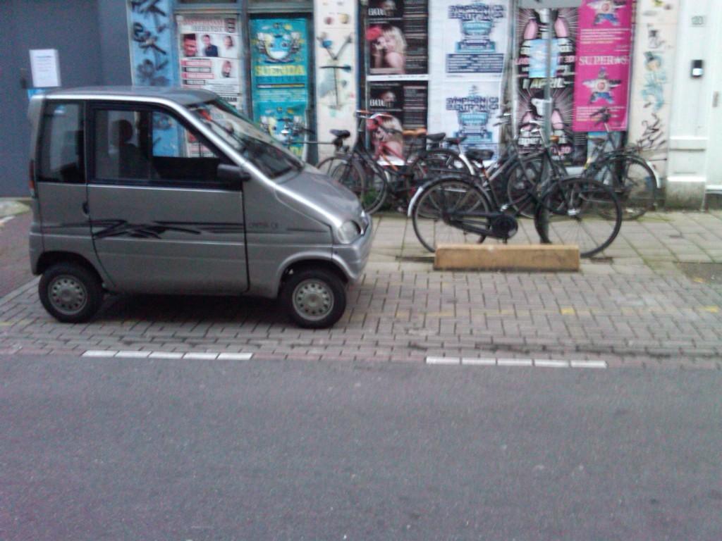 Amsterdam-Car