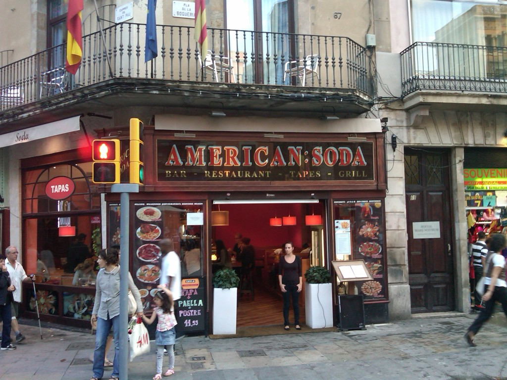 Barcelona-American