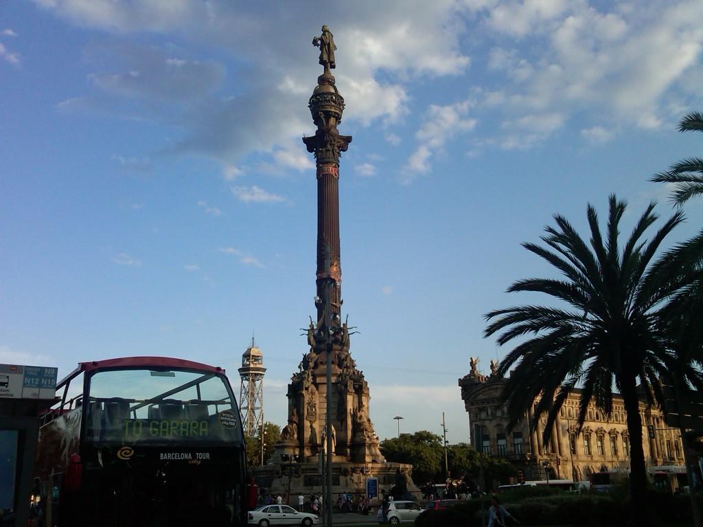 Barcelona-Columbus
