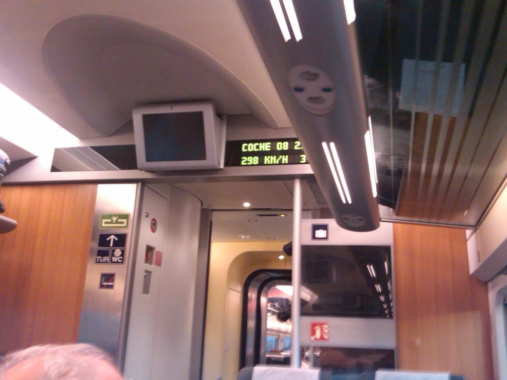 Barcelona-Malaga-Train1