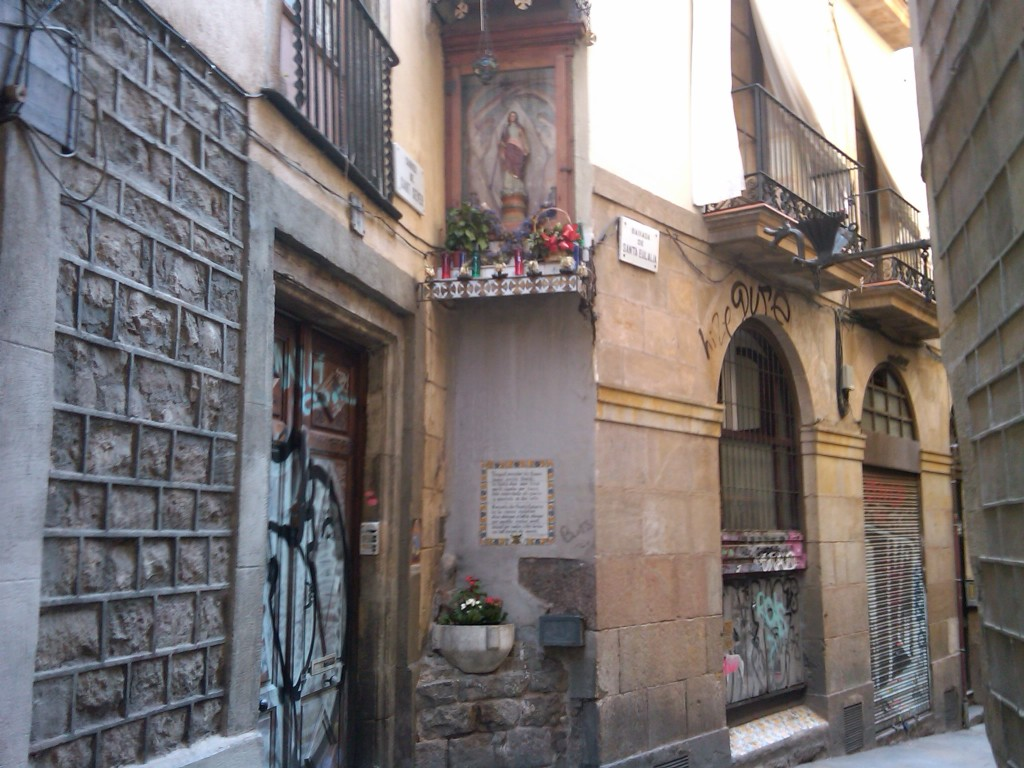 Barcelona-Shrine