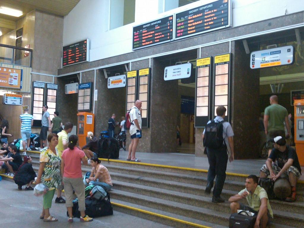 Bratislava-TrainStation