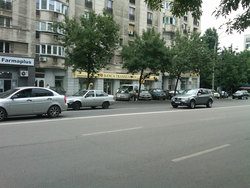 Bucharest-Transylvania