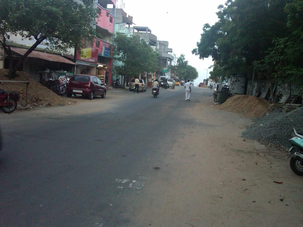 Chennai-Street