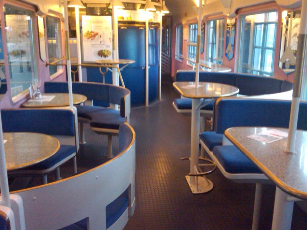 Dresden-Amsterdam-Train