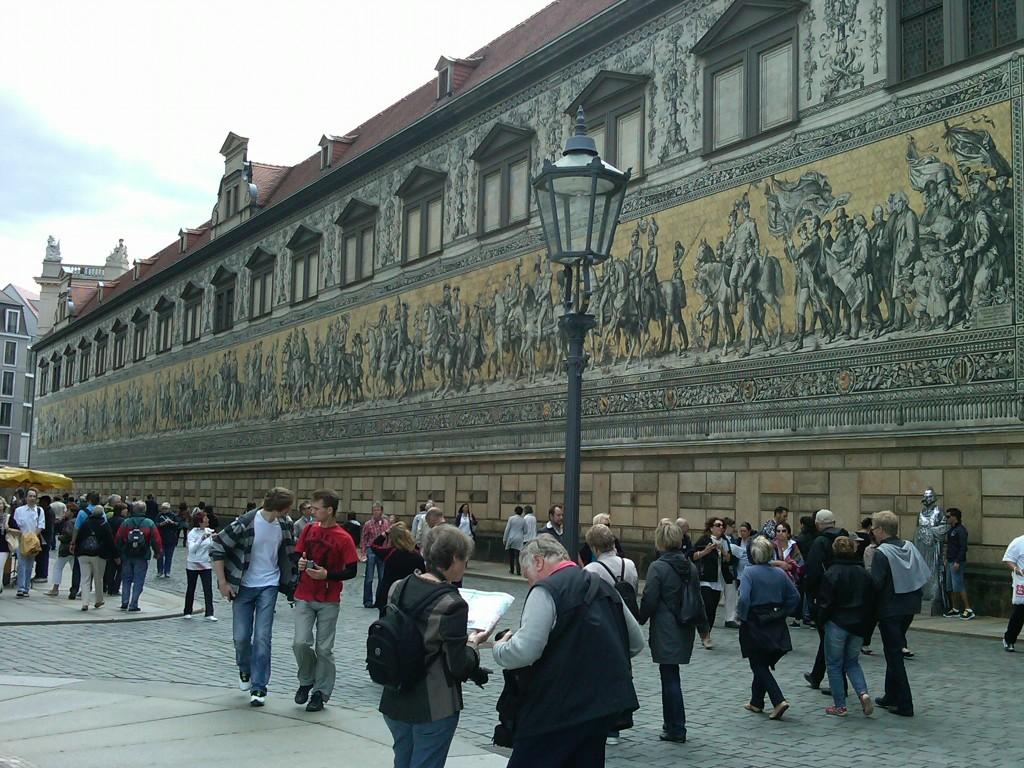Dresden-Porcelain