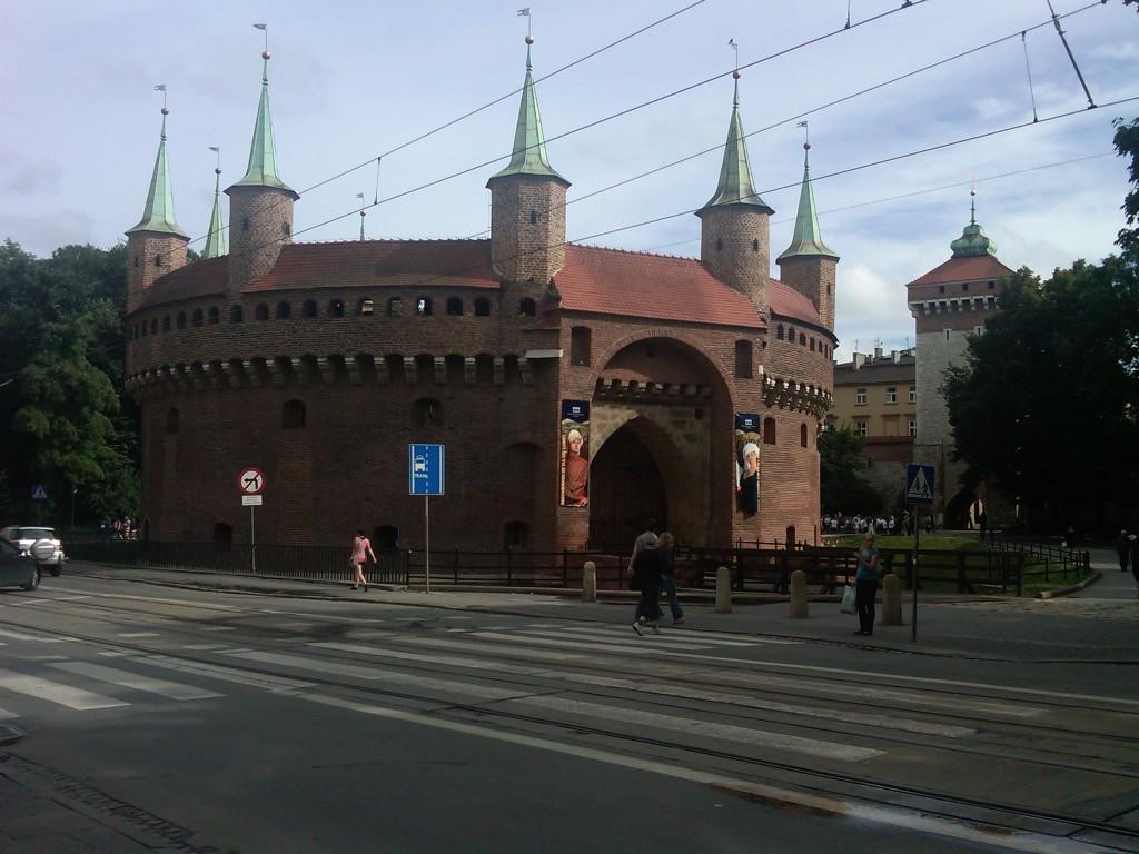 Krakow-Barbican1