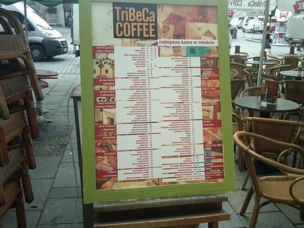 Krakow-Coffee