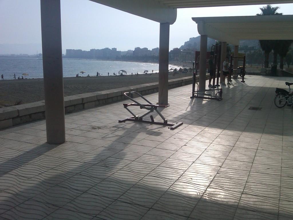 Malaga-Exercise
