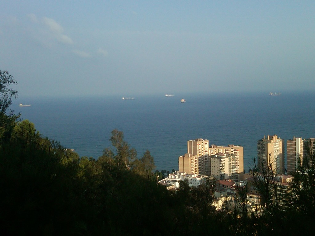Malaga-Freighters