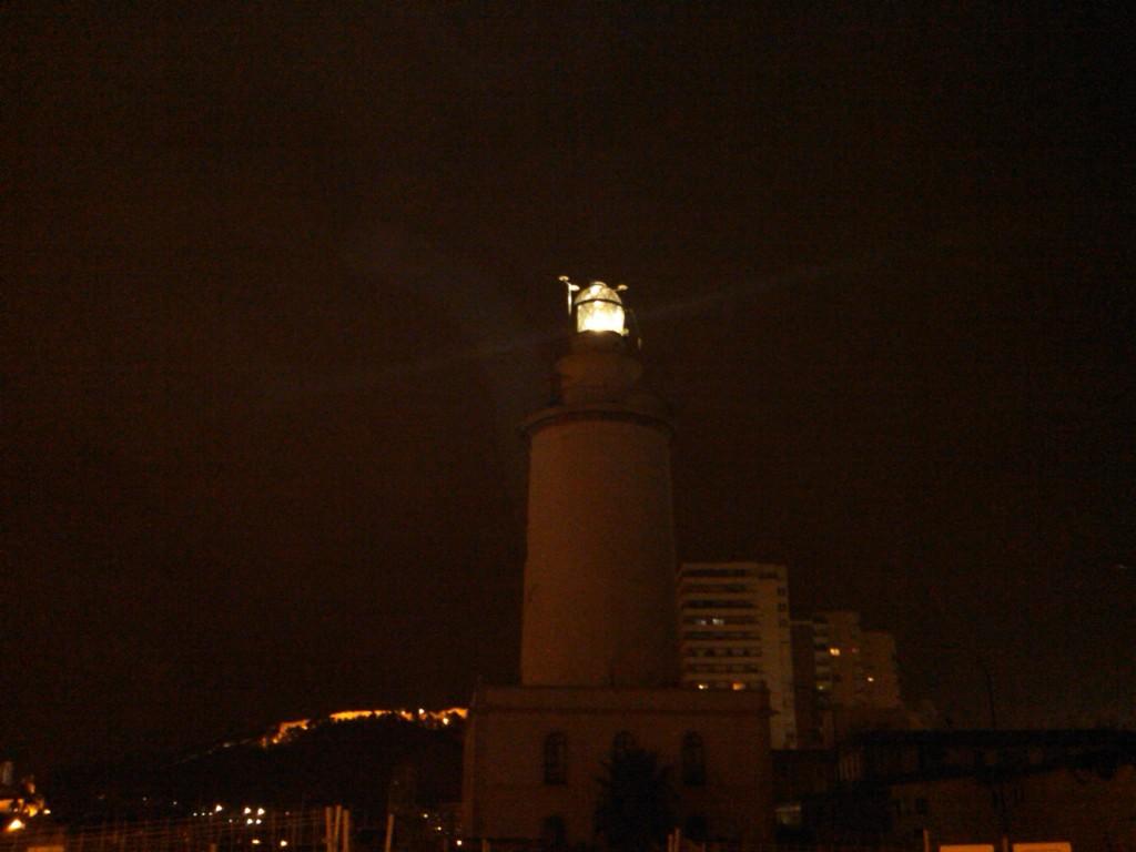 Malaga-Lighthouse