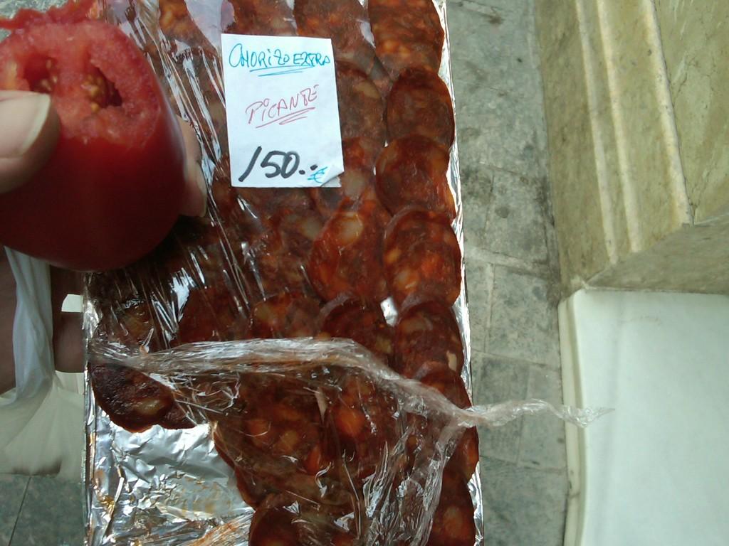 Malaga-Lunch