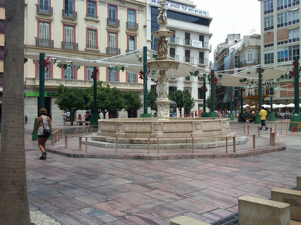Malaga-Plaza
