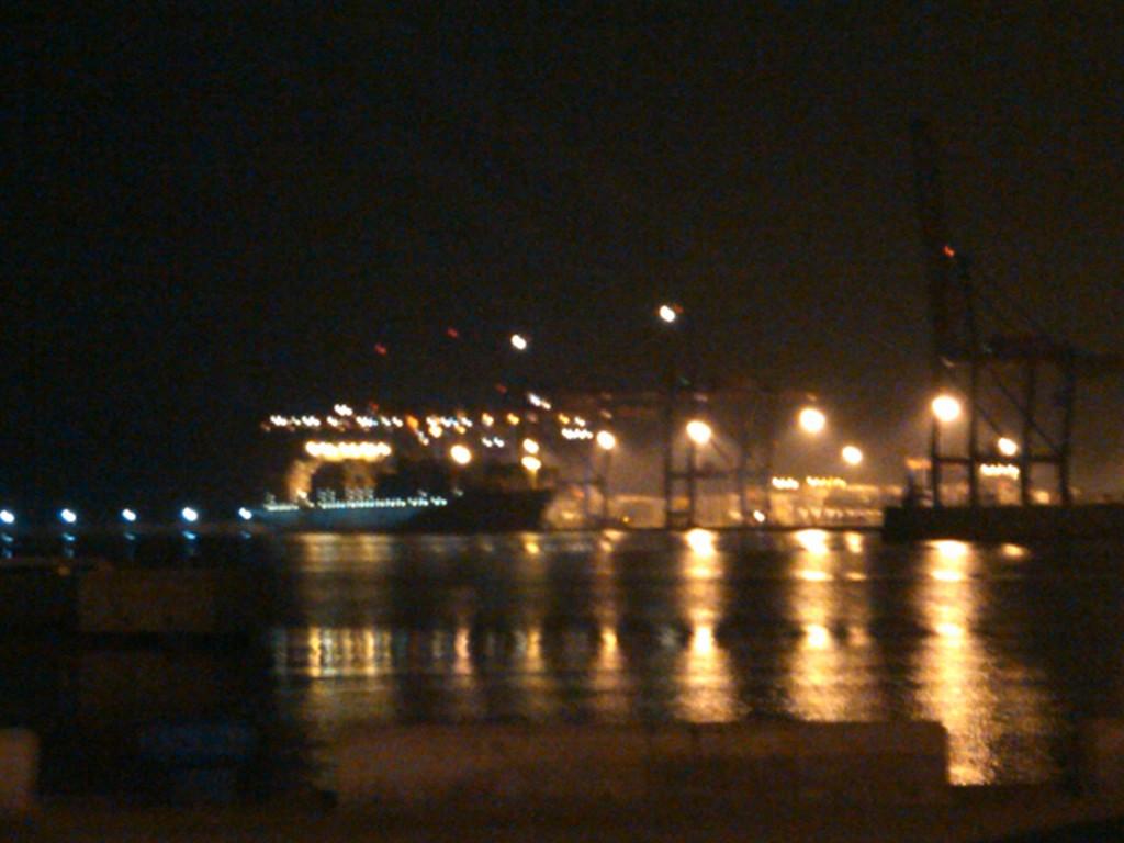 Malaga-Port
