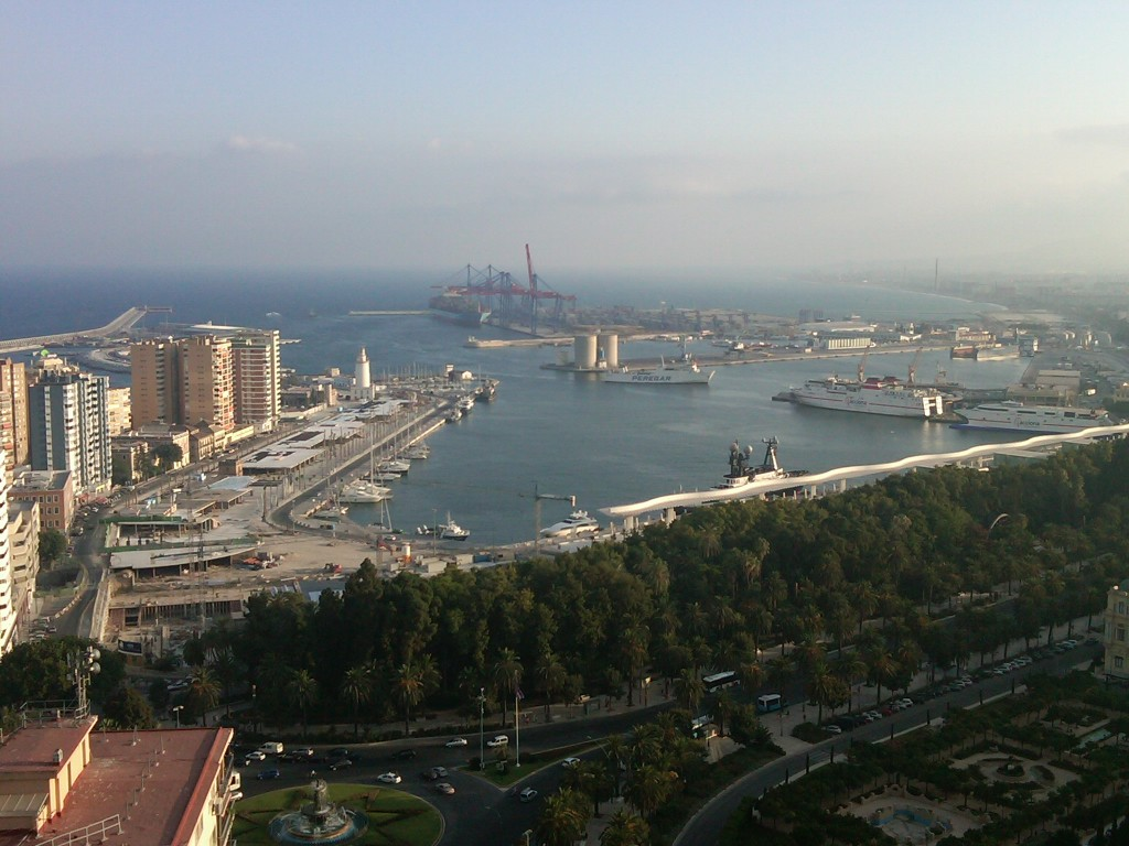 Malaga-Port2