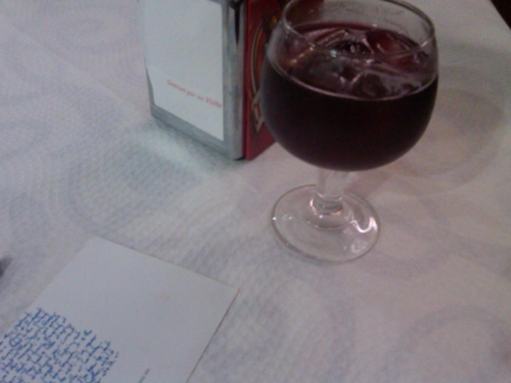 Malaga-Sangria