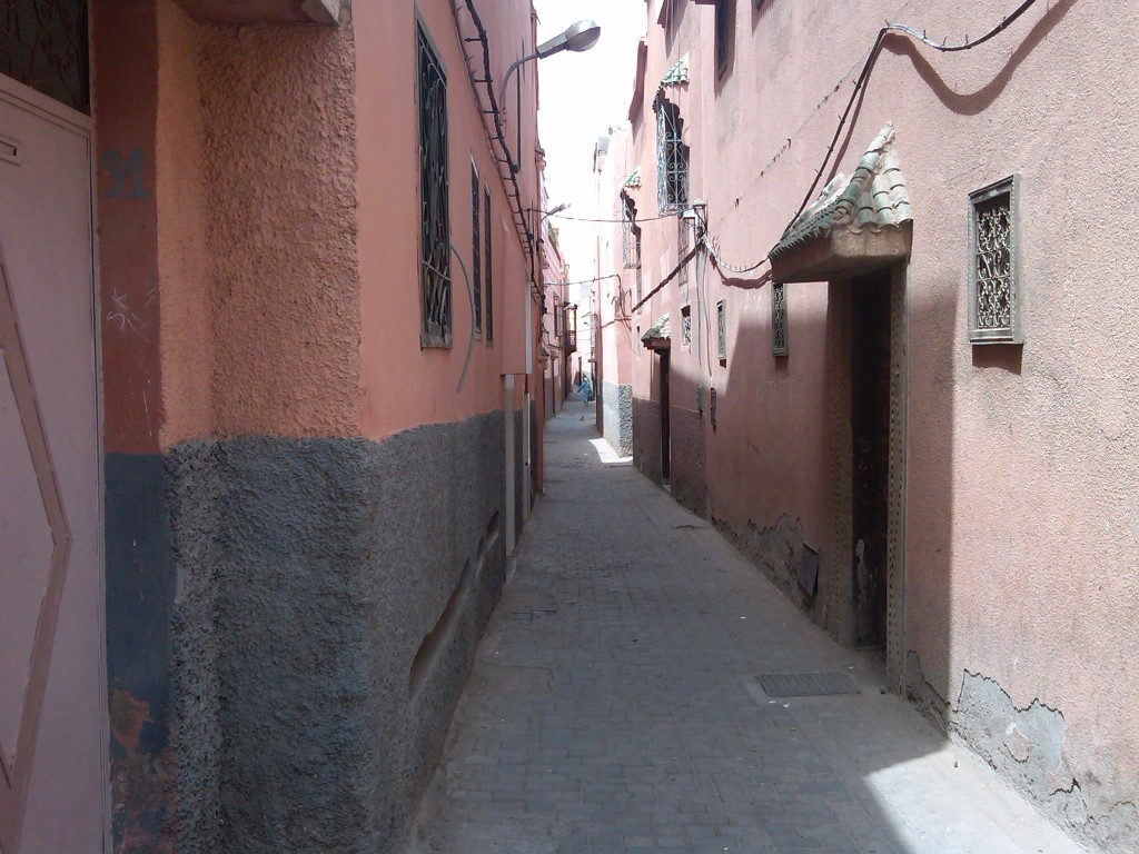 Marrakech-Alley