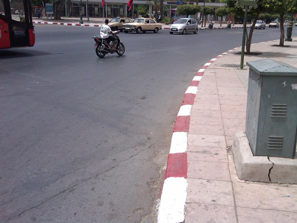 Marrakech-Curb
