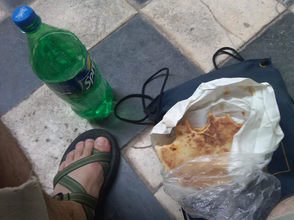 Marrakech-Lunch