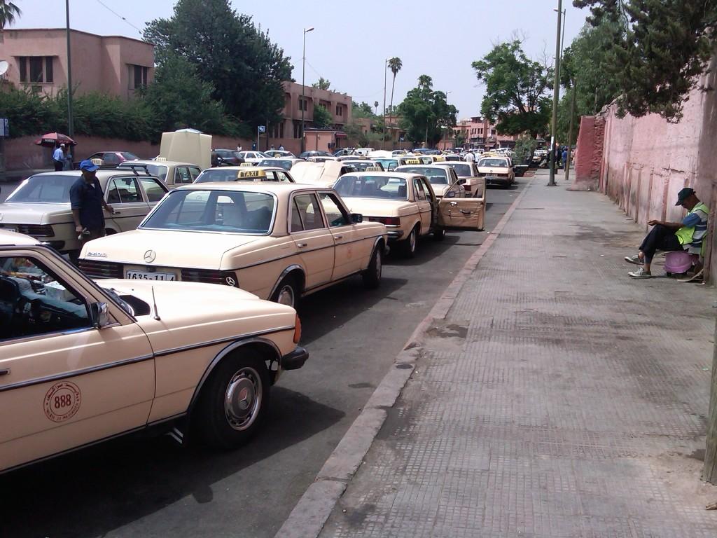 Marrakech-Taxi