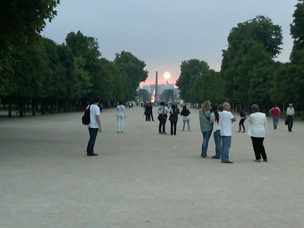 Paris-Sun