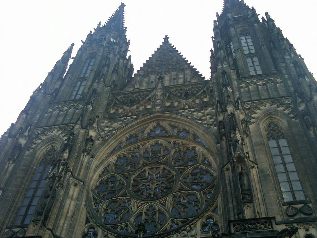Prague-CastleStVitus1