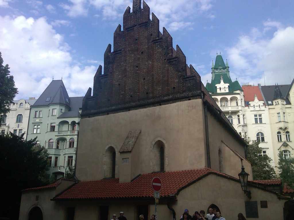 Prague-OldNewSynagogue