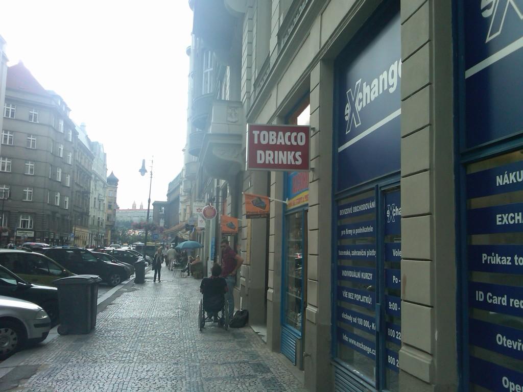 Prague-Sign
