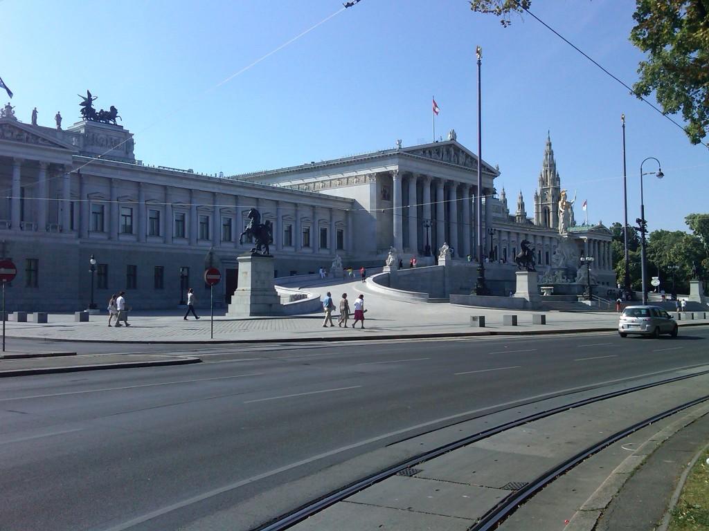 Vienna-Parlament